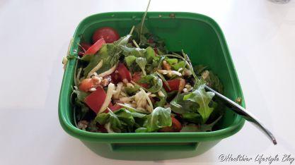 FC 30 - Lunch Italiaanse tomaten salade_watermerk