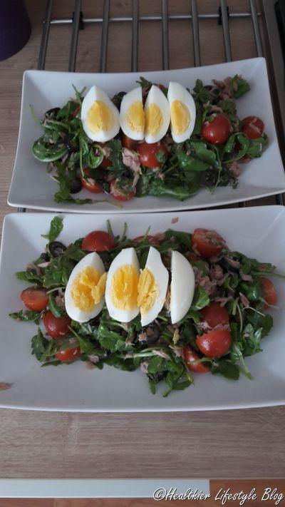 FC 30 - Lunch salade nicoise_watermerk